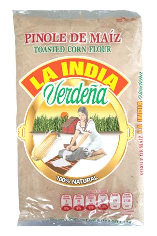 PINOLE LA INDIA VERDEÑA